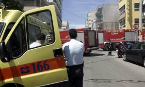 Συναγερμός στη Λάρισα: Δύο πυρκαγιές μέσα σε λίγες ώρες