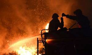 Νέος πύρινος εφιάλτης στην Πορτογαλία: Δέκα τραυματίες, δύο πυροσβέστες σε σοβαρή κατάσταση