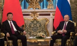 Αυτή είναι η κοινή πρόταση Μόσχας - Πεκίνου για την επίλυση της κρίσης στην Κορεατική Χερσόνησο