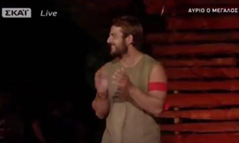 Survivor: Πανικός από την είσοδο του Ντάνου στον ημιτελικό! (vid)