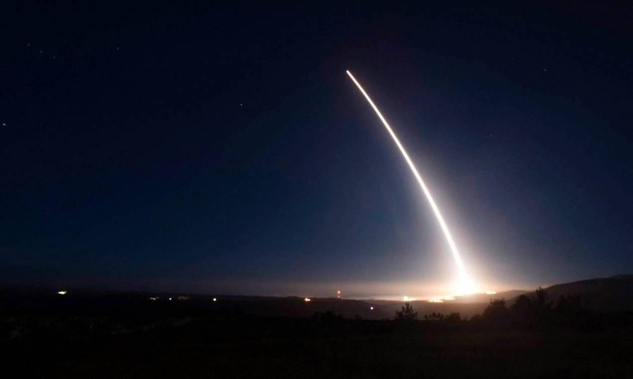 ΗΠΑ: Το Πεντάγωνο επιβεβαιώνει ότι η Βόρεια Κορέα προχώρησε σε δοκιμή πυραύλου ICBM