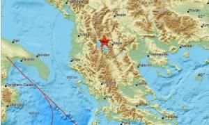 Σεισμός στα Σκόπια