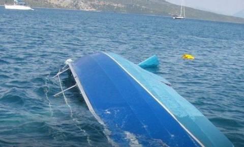 На Эгине затонула лодка, погибли 2 человека