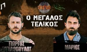 Survivor - LIVE: Αντίστροφη μέτρηση για τον τελικό και τον μεγάλο νικητή των 100.000 ευρώ!