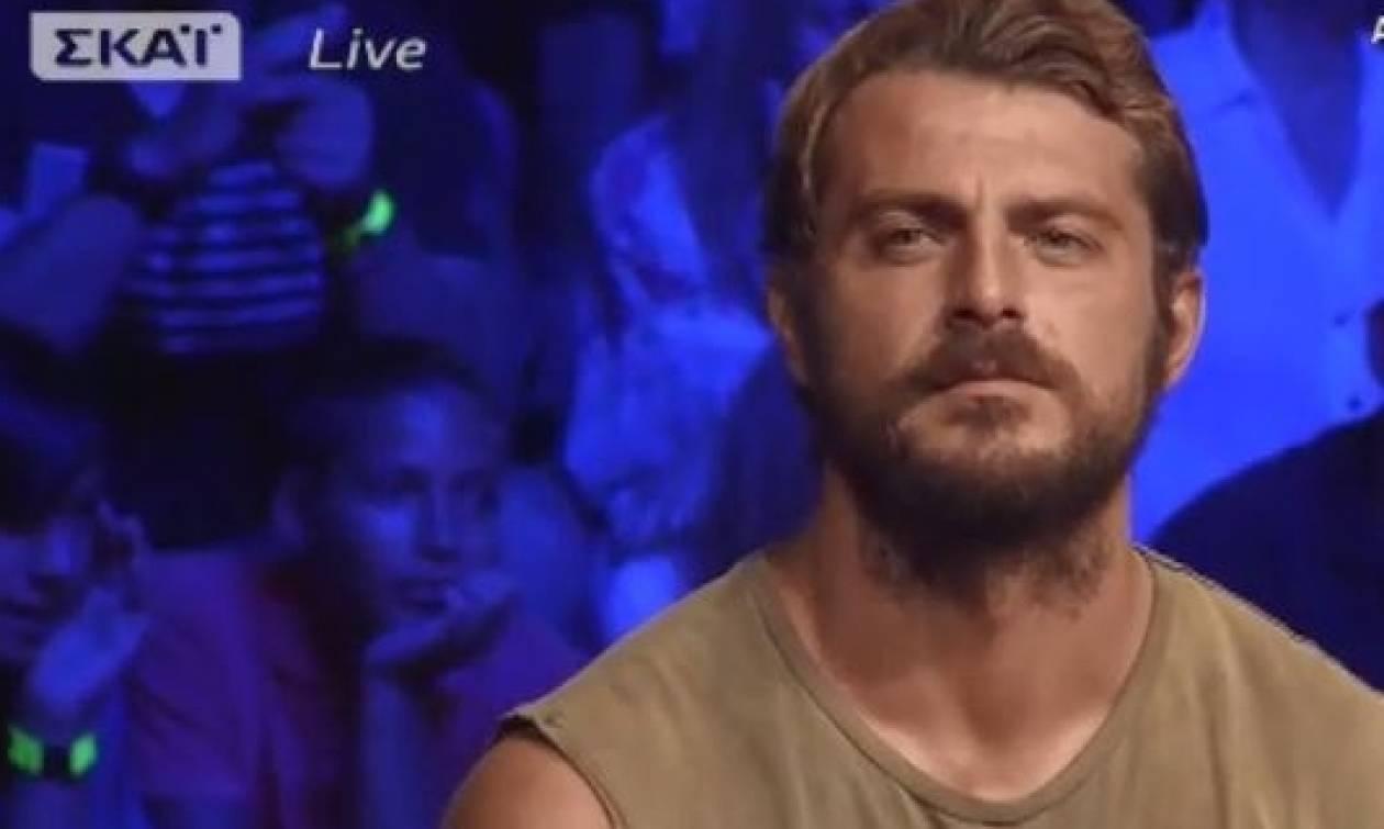 Survivor: Μεγάλος νικητής ο Γιώργος Αγγελόπουλος!