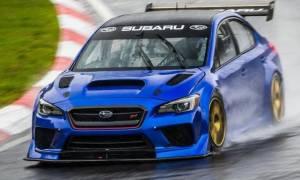 Ανατριχιαστικός ο θόρυβος αυτού του Subaru! Δυναμώστε ηχεία!