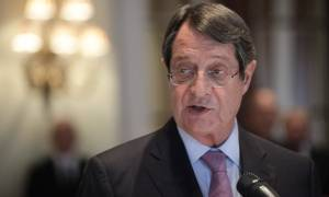 Κυπριακό: Πρωτοβουλία για την άρση των αδιεξόδων ανακοίνωσε ο Αναστασιάδης