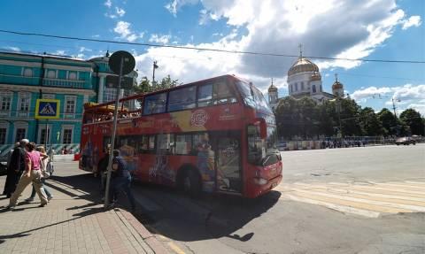 Москва возглавила рейтинг популярных туристических городов России