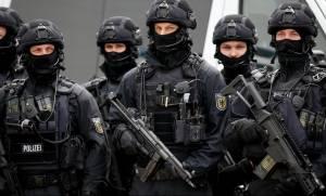 G20: Αμβούργο πόλη-φρούριο με 20.000 αστυνομικούς, 28 ελικόπτερα, 185 σκύλους και 3.000 οχήματα