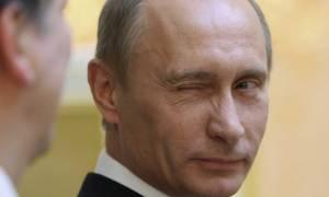 Viral video: Αυτό είναι το πιο πρωτότυπο πορτρέτο του Πούτιν στον πλανήτη