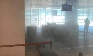 Συναγερμός στην Τουρκία: Έκρηξη στο αεροδρόμιο της Κωνσταντινούπολης (Pic)