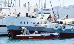 Τραγωδία στην Αίγινα: Στο αυτόφωρο δύο για το δυστύχημα - Αύριο οι κηδείες των άτυχων ψαράδων