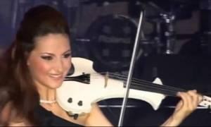 Το συρτάκι σε εκτέλεση με βιολί, που τους τρέλανε όλους σε εκπομπή στην Ρουμανία! (video)
