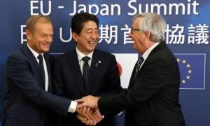 G20: Η συμφωνία ελεύθερου εμπορίου μεταξύ της ΕΕ και της Ιαπωνίας είναι γεγονός (Vid)