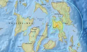 Σεισμός 6,5 Ρίχτερ στις Φιλιππίνες - Ένας νεκρός