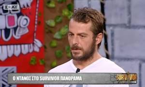 Survivor - Γιώργος Αγγελόπουλος: Αυτός είναι ο πραγματικός λόγος που με έδιωξαν οι «Μαχητές»
