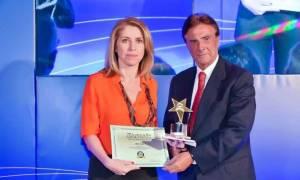 Η DEMO ΑΒΕΕ βραβεύτηκε στα Diamonds of the Greek Economy 2017
