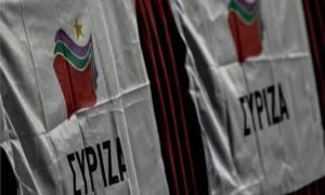 Επίθεση με μπογιά στα γραφεία του ΣΥΡΙΖΑ στον Εύοσμο Θεσσαλονίκης