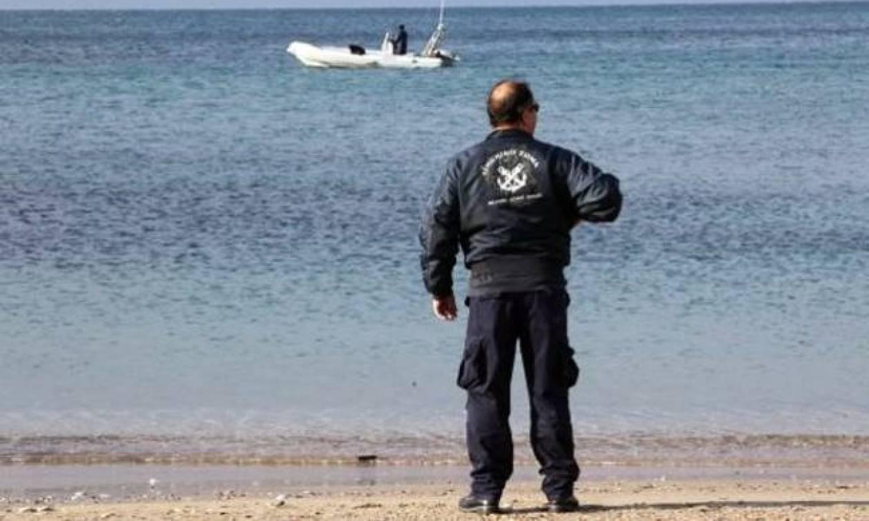 Πνιγμός ηλικιωμένου σε παραλία της Χαλκίδας