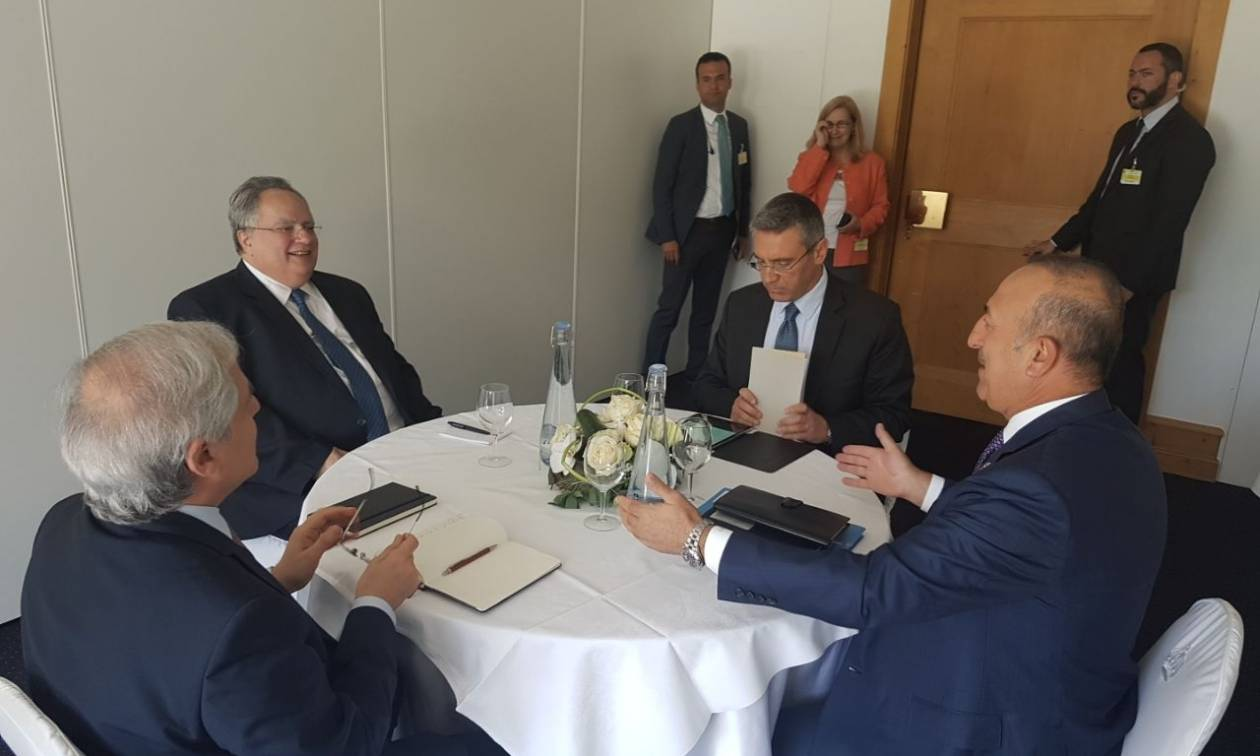 Κοτζιάς: Το όνειρο και σχέδιο λύσης του Κυπριακού παραμένει ανοικτό (vid)