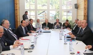Κυπριακό: Ναυάγιο στις συνομιλίες με αποκλειστική ευθύνη της Τουρκίας