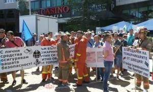 Βουλγαρία: Αύξηση μισθών και νέες στολές ζητούν αστυνομικοί και πυροσβέστες