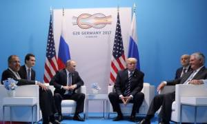 Συνάντηση Πούτιν - Τραμπ: Όλο το παρασκήνιο του ιστορικού ραντεβού