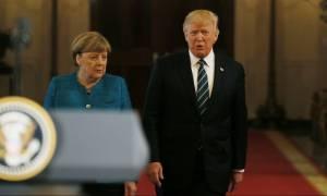 G20 - Τραμπ σε Μέρκελ: «Καταπληκτική» η σύνοδος