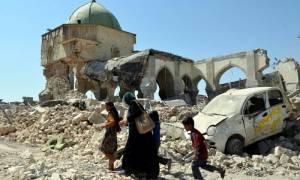 Ιράκ: Ζήτημα ωρών η πλήρης απελευθέρωση της Μοσούλης από το Ισλαμικό Κράτος