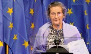 Ύψιστη τιμή μετά θάνατον για τη Σιμόν Βέιλ- Θα ταφεί στο Πάνθεον