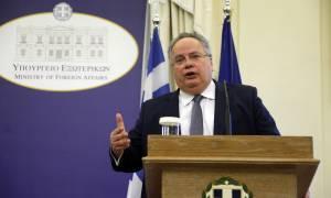 Κυπριακό - Κοτζιάς: Η Τουρκία φταίει αποκλειστικά για το αδιέξοδο στην Ελβετία