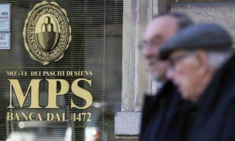 Ανοίγει ο δρόμος για την κρατική διάσωση της ιταλικής τράπεζας Monte dei Paschi