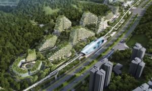Η πρώτη «Πόλη-Δάσος» του κόσμου βρίσκεται στην Κίνα!