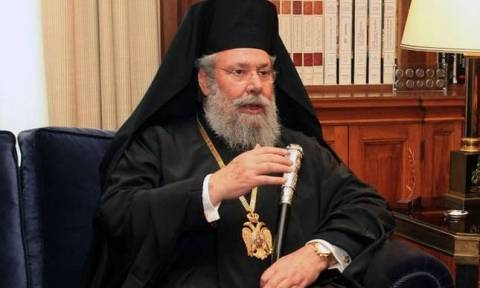Κύπρος: Νέα γραμμή στο Κυπριακό ζητά ο Αρχιεπίσκοπος Χρυσόστομος