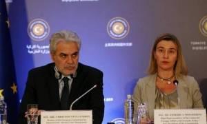 ΕΕ: Καθοριστικό βήμα στην καταπολέμηση της τρομοκρατίας η νίκη στη Μοσούλη