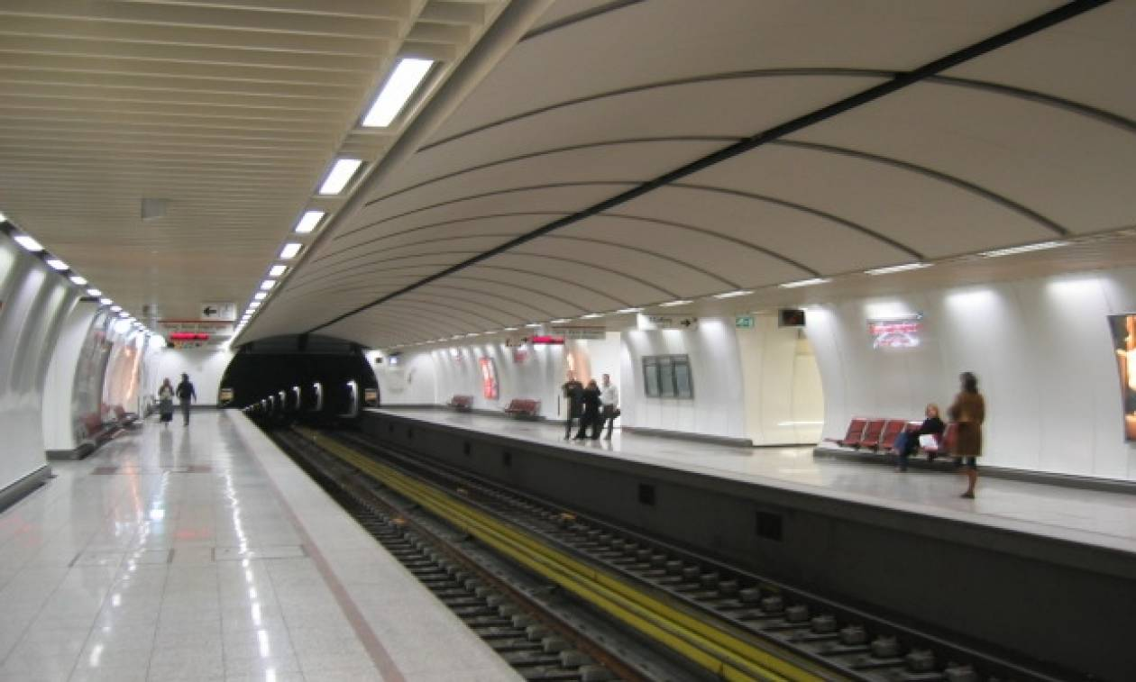 Αναστάτωση στο σταθμό του Μετρό «Αττική» – Παρέμεινε κλειστός για μία ώρα