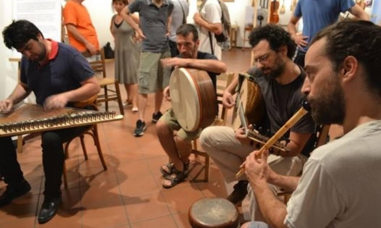 Το 1ο Πανελλήνιο Φεστιβάλ Παραδοσιακής Οργανοποιίας: Μια μεγάλη γιορτή για την ελληνική παράδοση
