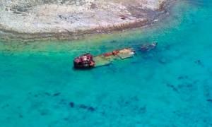 Tο πιο εντυπωσιακό βίντεο με εναέρια πλάνα από την παραλία του Μπάλου και της Γραμβούσας!