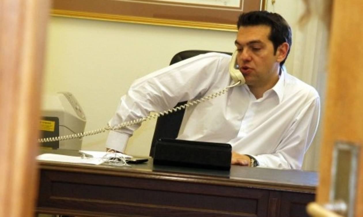 Ραγδαίες εξελίξεις: Τηλεφωνική επικοινωνία Τσίπρα με τον αντιπρόεδρο των ΗΠΑ για το Κυπριακό