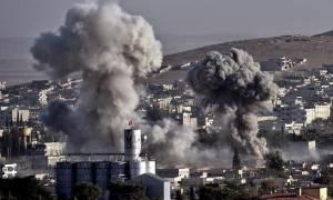 Ο Ερντογάν συνεχίζει τον βομβαρδισμό των Κούρδων
