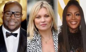 Κέιτ Μος, Ναόμι Κάμπελ και Στιβ ΜακΚουίν «πάνε»... Vogue!