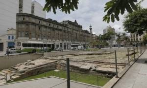 Unesco: Μνημείο Παγκόσμιας Πολιτιστικής Κληρονομιάς η προβλήτα του Βαλόνγκο στο Ρίο ντε Τζανείρο