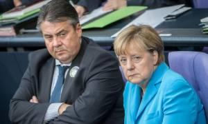 Γκάμπριελ σε Μέρκελ: Εσύ φταις για τις βίαιες διαδηλώσεις στο Αμβούργο