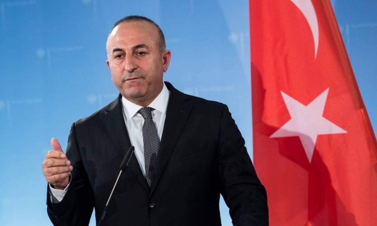 Προκαλεί πάλι ο Τσαβούσογλου: Ανόητη η πρόταση για μηδενικό στρατό στην Κύπρο