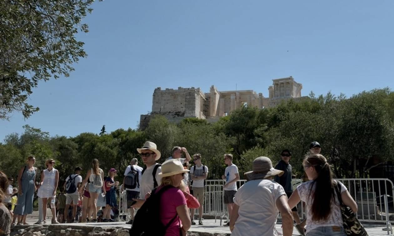 Καύσωνας: Δείτε πώς θα λειτουργήσουν σήμερα οι αρχαιολογικοί χώροι
