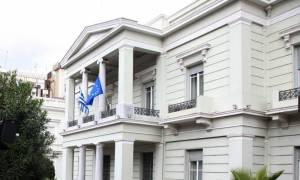 Υπουργείο Εξωτερικών: Το θράσος της Τουρκίας δεν έχει κανένα όριο