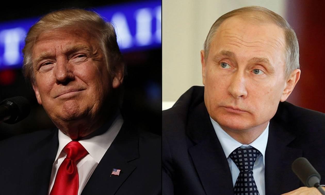 Τραμπ: Ο Πούτιν θα προτιμούσε την Κλίντον για πρόεδρο