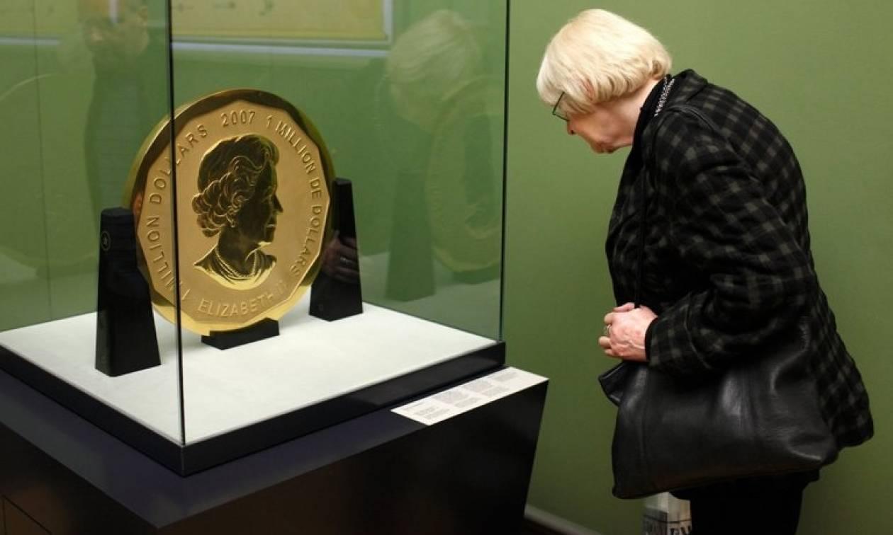 Συναγερμός στη Γερμανία για το κλεμμένο χρυσό νόμισμα (pic)