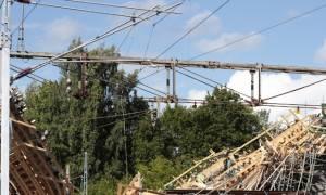 Σουηδία: Πανικός από κατάρρευση γέφυρας - Τουλάχιστον δώδεκα τραυματίες (pics)