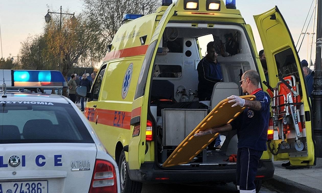 Σοκ στην Πάτρα: 5χρονο κοριτσάκι παρασύρθηκε από αυτοκίνητο
